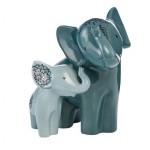 FIGURINE ELEPHANT BOROMOKO ET BADA