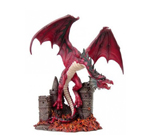 Figurine Dragon coloré