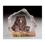 Figurine Ours