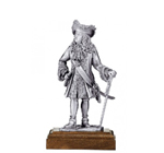 Figurine Rois de France